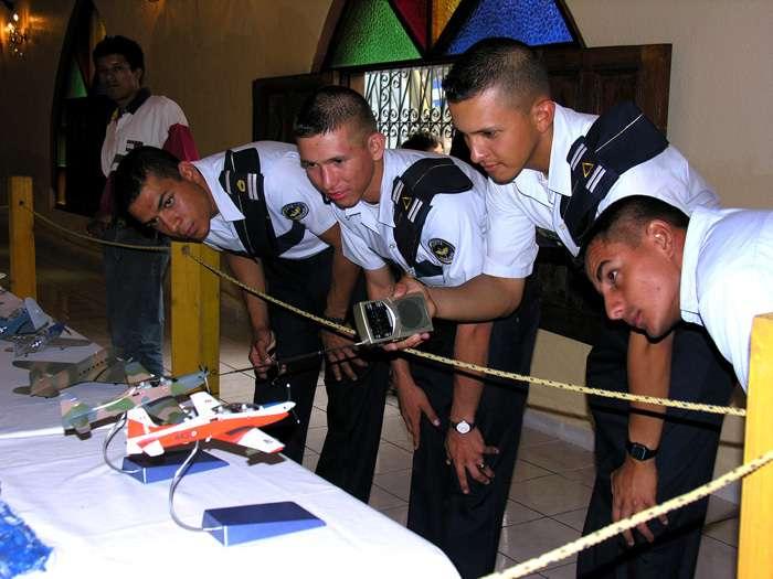 El Museo del Aire de Honduras . Concur10