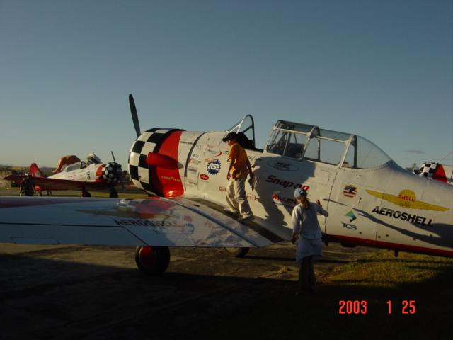 Aeroshow en Ilopango 2003. Dsc00013