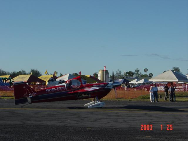 Aeroshow en Ilopango 2003. Dsc00016
