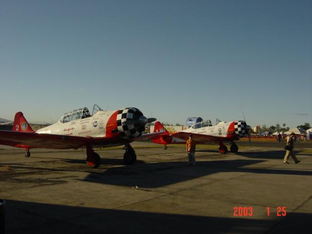 Aeroshow en Ilopango 2003. Dsc00021