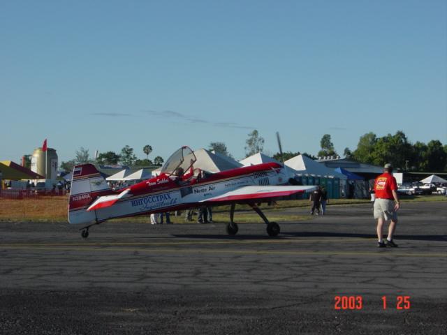 Aeroshow en Ilopango 2003. Dsc00023