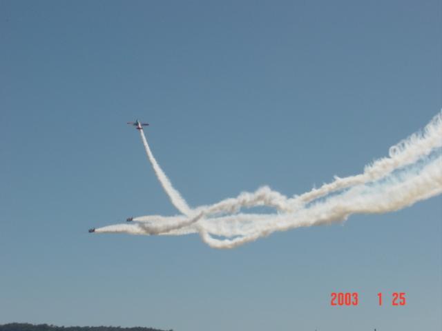 Aeroshow en Ilopango 2003. Dsc00026
