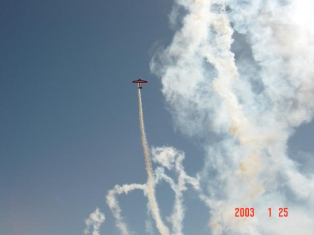 Aeroshow en Ilopango 2003. Dsc00027