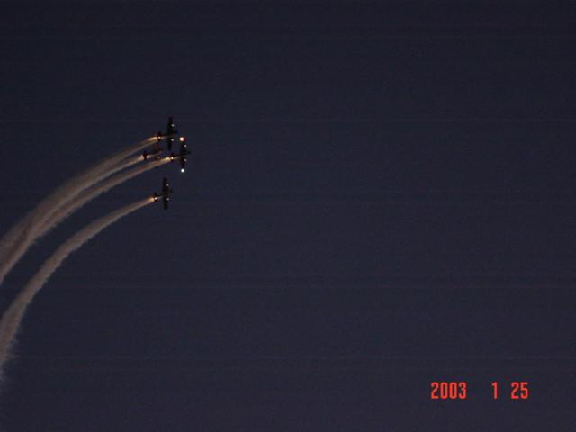 Aeroshow en Ilopango 2003. Dsc00111