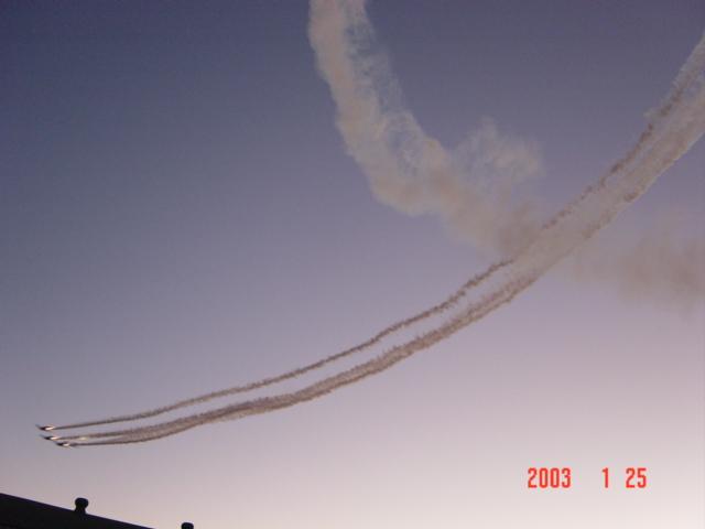 Aeroshow en Ilopango 2003. Dsc00112