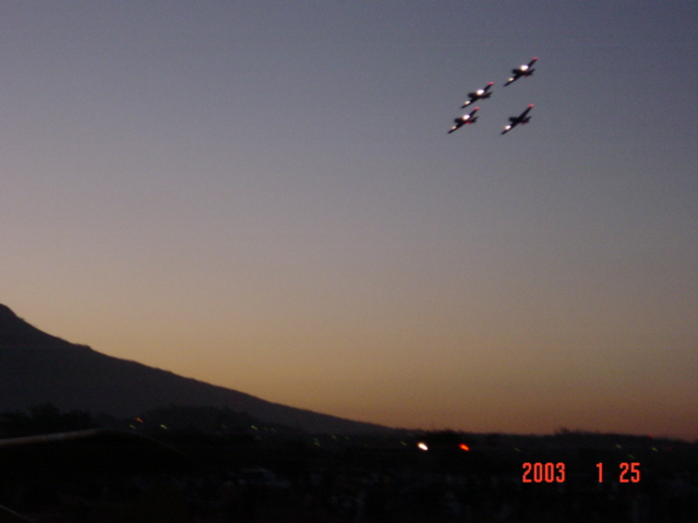 Aeroshow en Ilopango 2003. Dsc00114