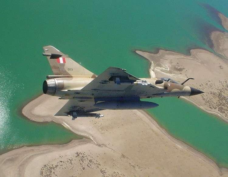 Mirage 2000 P Fap00110
