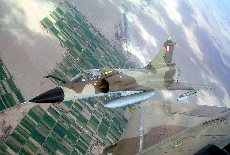 Mirage 2000 P Fap00210