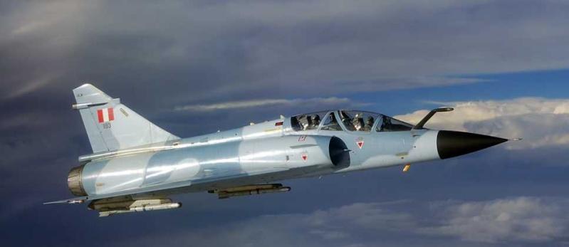 Mirage 2000 P Imagen10