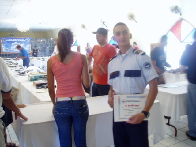 El Museo del Aire de Honduras . P5210511