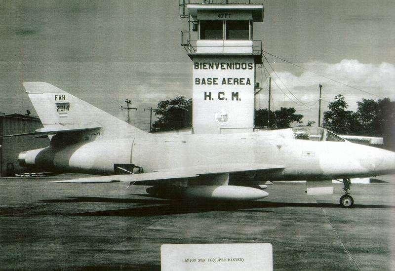 Dassault Super Mystere de la F.A.H Scan0014