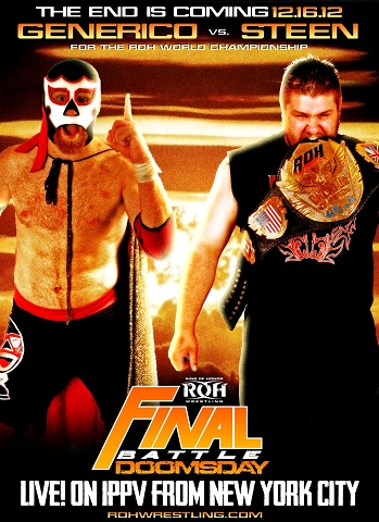 [Résultats] ROH Final Battle 2012 du 16/12/2012 (Live) 30600010
