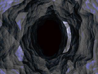 Animation : Passage dans une grotte. Anim2s22