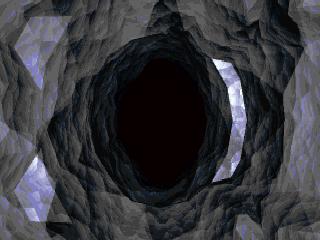 Animation : Passage dans une grotte. Anim2s25