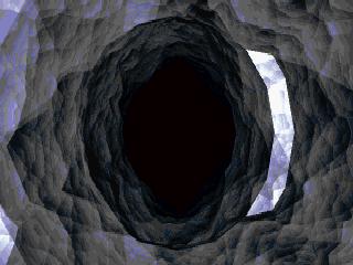 Animation : Passage dans une grotte. Anim2s27