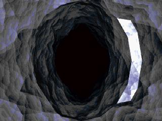 Animation : Passage dans une grotte. Anim2s28