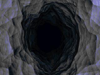 Animation : Passage dans une grotte. Anim2s32