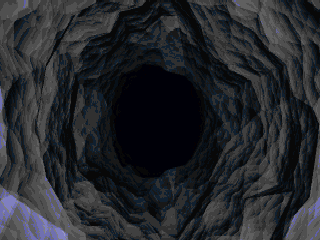 Animation : Passage dans une grotte. Anim2s37