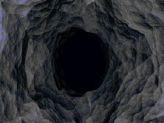 Animation : Passage dans une grotte. Anim2s40