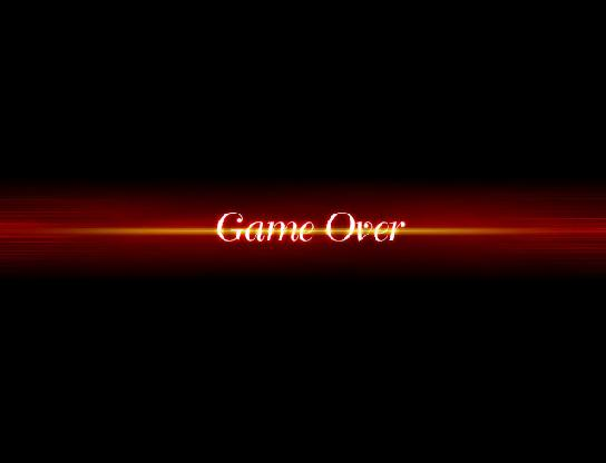 Compilation de Game Over Smallg10