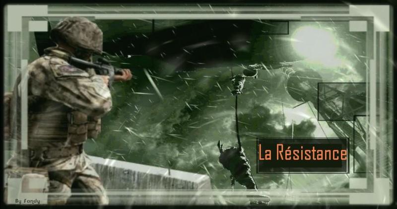 L'armée de la Résistance