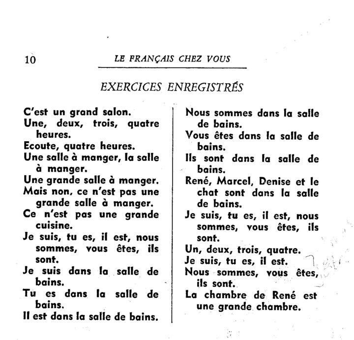 RADYO İLE FRANSIZCA 3 (L'APPARTEMENT) 26973010