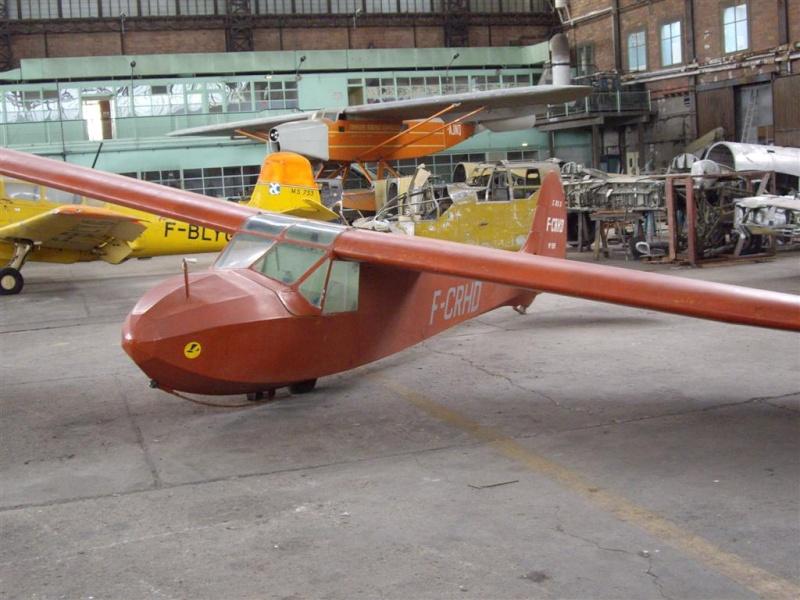 [Musée] Musée de l'aviation de Melun-Villaroche Imgp3619