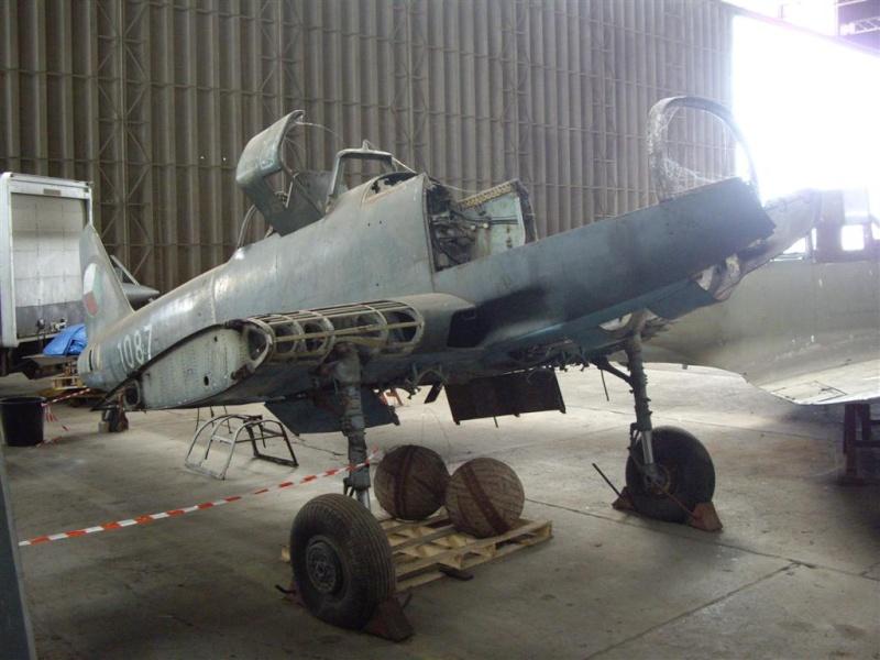 [Musée] Musée de l'aviation de Melun-Villaroche Imgp3627