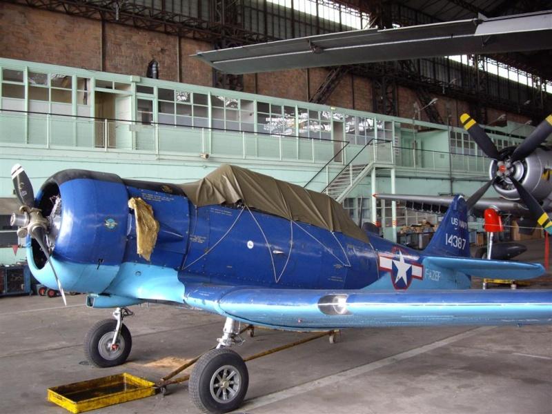 [Musée] Musée de l'aviation de Melun-Villaroche Imgp3631