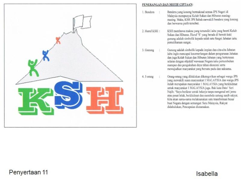 Pertandingan mencipta logo Baru KSH 1214