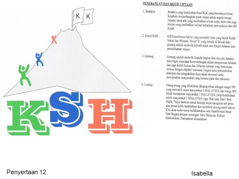 Pertandingan mencipta logo Baru KSH 1313