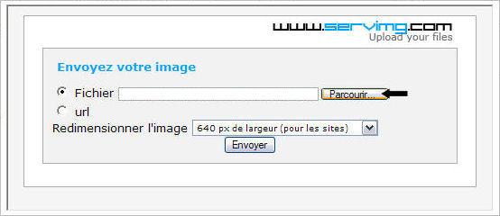 Insérer une image dans un message 0011