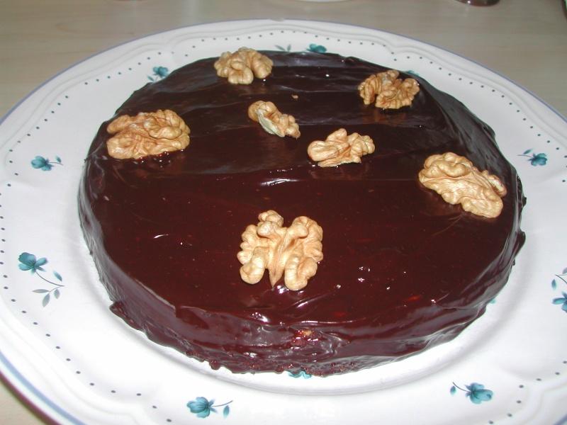 Gâteau aux noix Gateau41