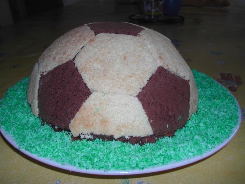 ballon de foot - Page 3 Gateau52