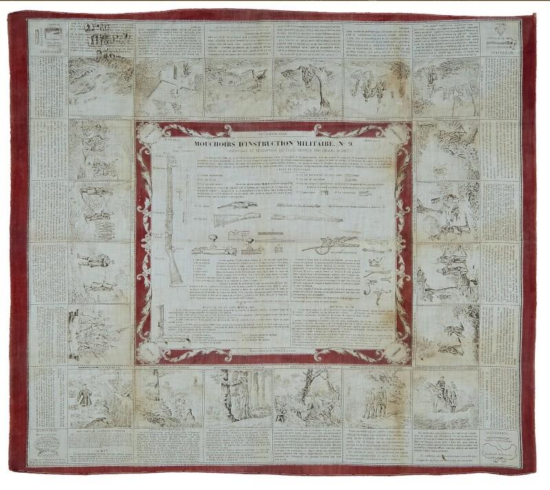 mouchoir d'instruction 1886 Img00010