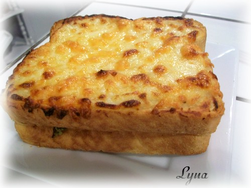 Croque-monsieur Croque13