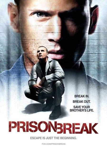 أسطـــورة المسلسلاتــ .. ( الهروبــ الكبير Prison Break ) . 15761540