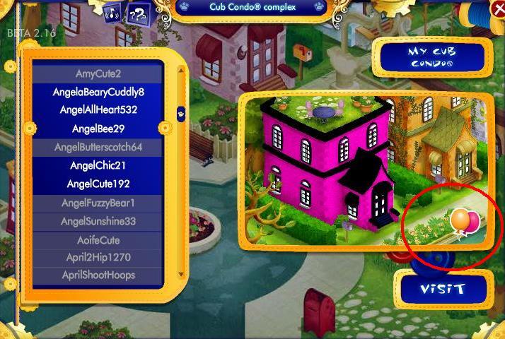 Virtual Disco Party Info and photos! Screen22