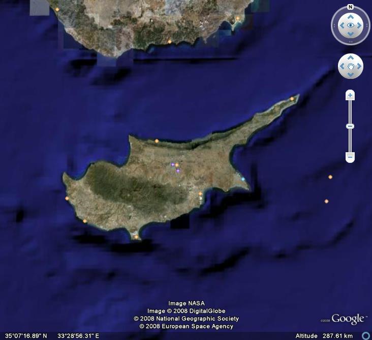 fort de paphos, chypre - Page 2 Chypre10