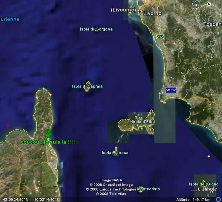 îles de Capraïa, Elbe et Pianosa, mer thyrénéenne, Italie Elbe10