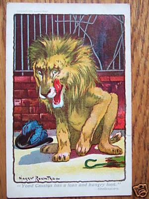 Chiens et autres gros animaux - Page 3 Lion10