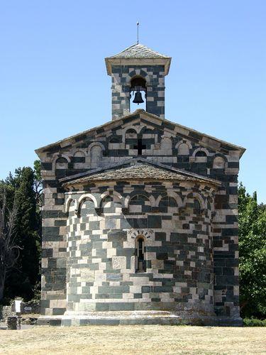 Eglise de Saint-Michel, Murato (Muratu), Haute-Corse, France Muratu10