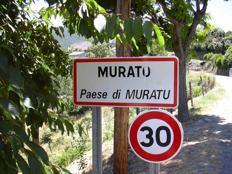 Eglise de Saint-Michel, Murato (Muratu), Haute-Corse, France Paese_10