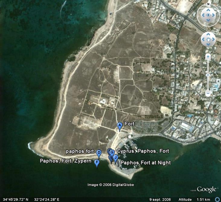 fort de paphos, chypre - Page 2 Paphos12