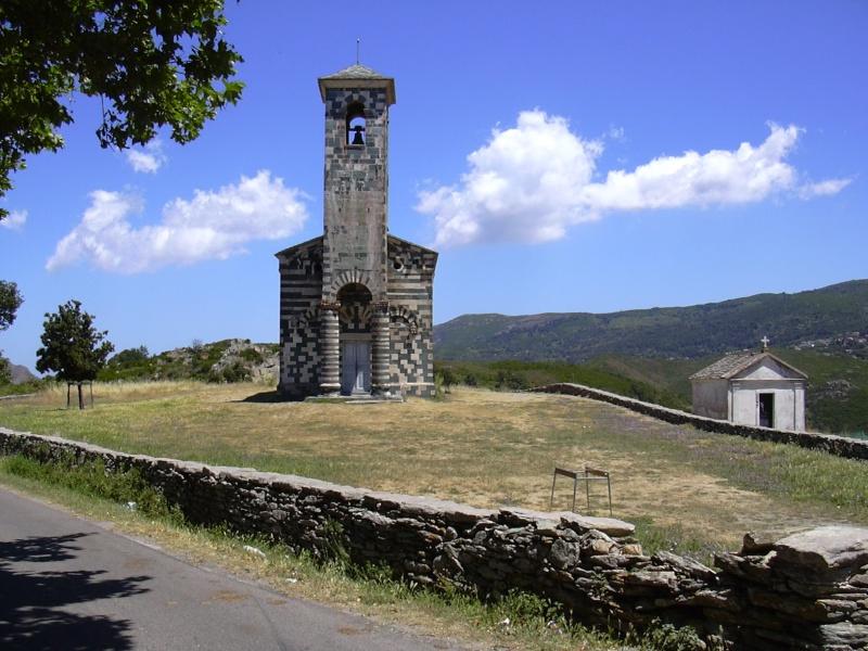 Eglise de Saint-Michel, Murato (Muratu), Haute-Corse, France St_mic10