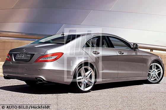 2010 - [Mercedes] CLS II Cls111