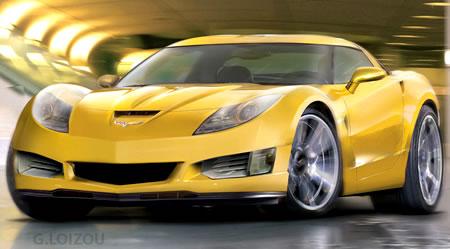 2013 - [Corvette] C7 Stingray et cabriolet Corvet10