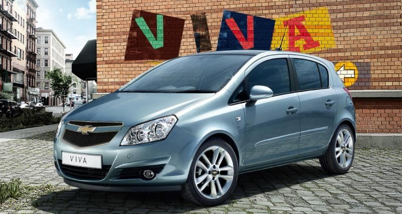 2010 - [Chevrolet] Viva (Mercosur) Proyec10