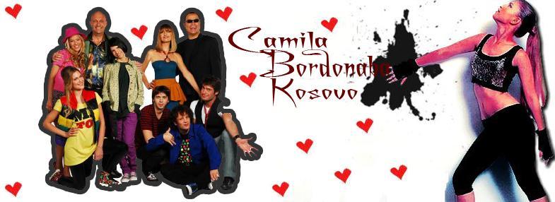 Camila Bordonaba Kosovo