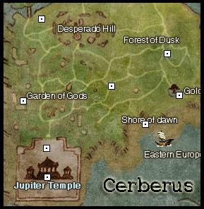 Cerberus Cerber10